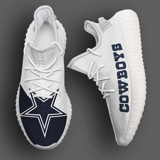 Dallas Cowboys Custom Shoes - Sport