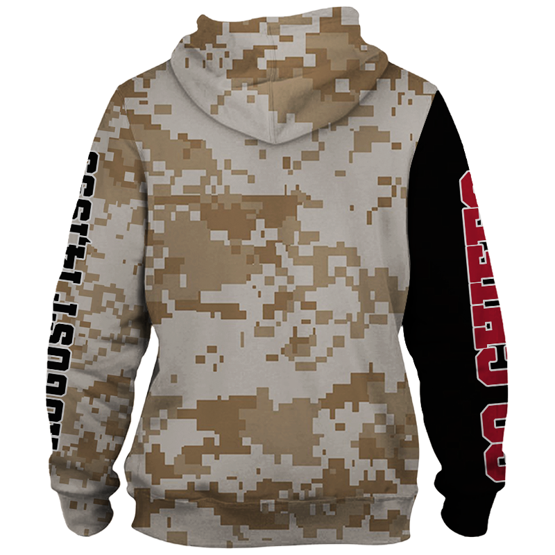 Kansas City Chiefs Camo Hoodie Limited Edition Sport Fantasic