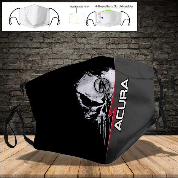 Acura 1 Punisher Premium 3D FM