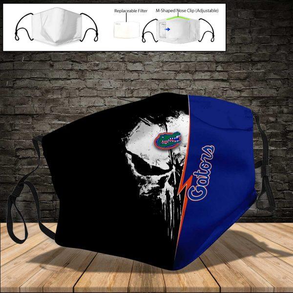 Florida Gators Punisher Premium 3d Fm Sport Fantasic