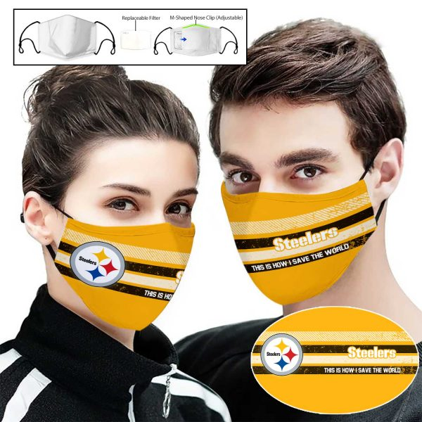 Pittsburgh Steelers 6 This Is How I Save The World Sport Fantasic