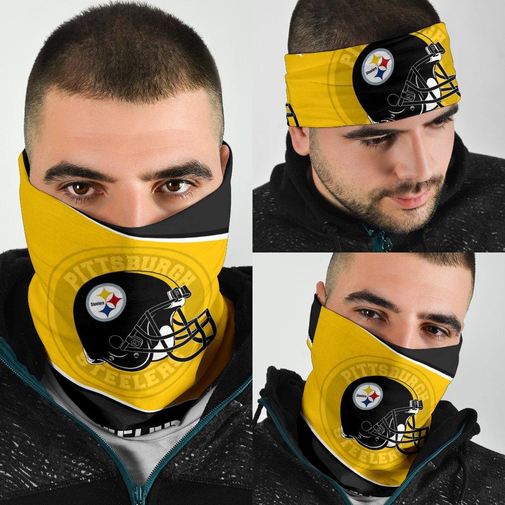 Steelers Bandana Sport Fantasic